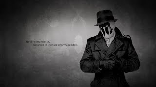 Watchmen   Rorschach Compilation
