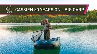 Carp Fishing At Cassien 30 Years On With Steve Briggs