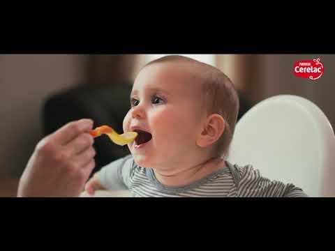 Nestlé Cerelac Farinha Láctea - 40% de Acúcar embalagem 1 kg