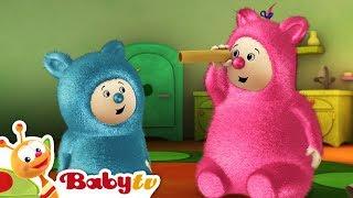 Billy Bam Bam El tren Chú Chú! | BabyTV (Español)