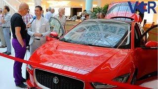 Nieuwe Jaguar I-Pace VS Tesla!   Vereniging Elektrische Rijders