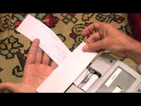 La estenotipia: trucos para transcribir a velocidad de vértigo