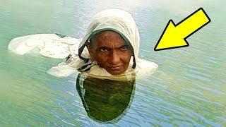 Эта женщина живет в воде 20 ЛЕТ! Ты не поверишь, узнав причину…