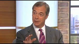 Nigel Farage: Should Brexit be scrapped?