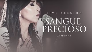 Jozyanne - Sangue Precioso (Live session)