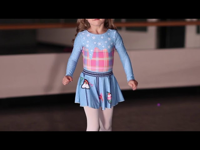 Youth Boomerang Skater Skirt : AC5379C
