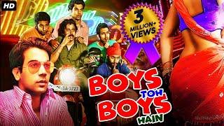 Rajkummar Rao's BOYS TOH BOYS HAIN - Bollywood Comedy Full Movies | Anshuman Jha, Divya Dutta