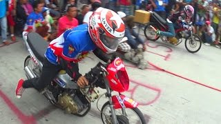 Gensan Motorcycle Drag Racing