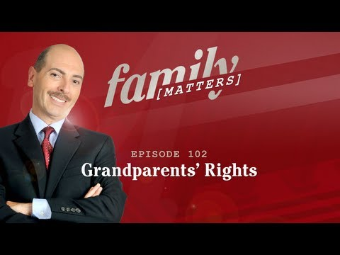 Episode 102 - Grandparents' Rights (a discussion on divorce and children)