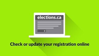 Make A Plan to Vote   Elections Canada