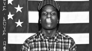 "ASAP ROCKY- ""Houston Old Head"""