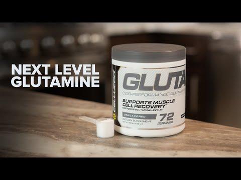 Cellucor, Cor-Performance Glutamine, Unflavored, 12.69 oz (360 g)
