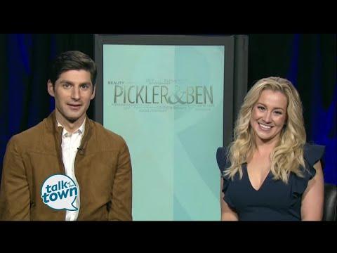 Kellie Pickler & Ben Aaron preview their new daytime talk show