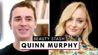 Celebrity Makeup Artist Quinn Murphy's MEGA Beauty Stash   The Beauty Show   Harper's BAZAAR