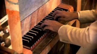 preview picture of video 'Domenico Zipoli: Al post Comunio. Arturo Barba, Villar de Cañas (Julián de la Orden historic organ)'