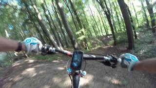 preview picture of video 'MTB Trail Ottoberg (Hometrail Weinfelden)'