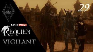 Skyrim - Let's Play VIGILANT (with Requiem): #29 Pelinal and Morihaus