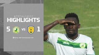 CAF CC | Coton Sport FC 5 – 1 Napsa Stars FC