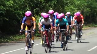 山形県国体予選自転車競技ロード2017成年少年ラスト4lap