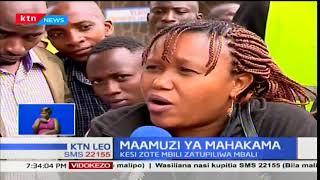 Maamuzi ya Mahakama:Rais Kenyatta kuapishwa Novemba 28