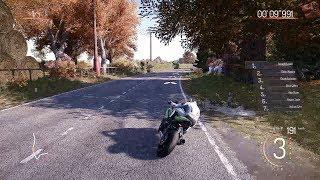 TT Isle of Man Realistic Graphics Gameplay (Reshade)