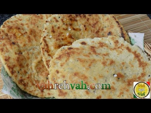 Indian Honey Bread Sahad Roti