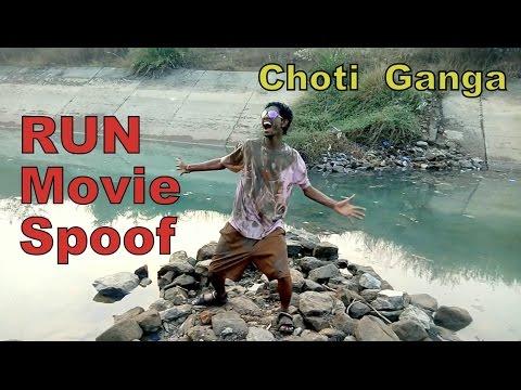 Run Movie Spoof | Kauwa Biryani | Vijay Raaz Comedy Scene