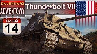 Thunderbolt VII w kalendarzu adwentowym - World of Tanks