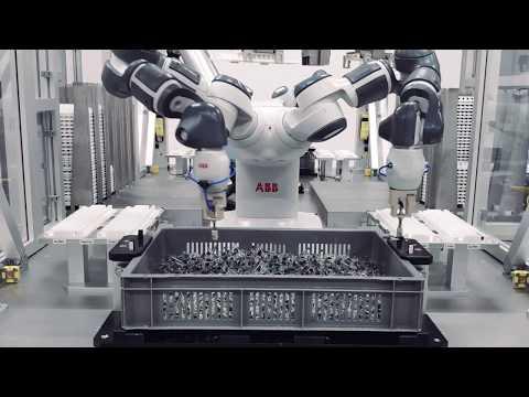 Die Advanced Robotic Workstation in der RETRAYER Edition