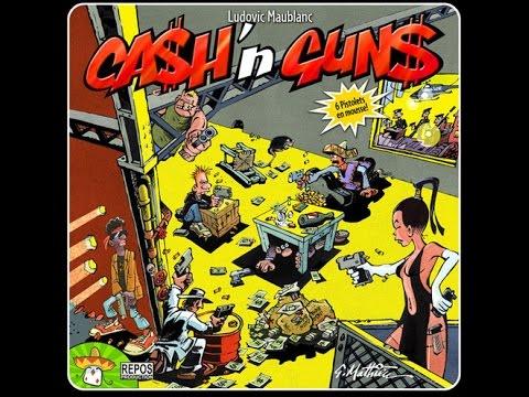 Ca$h 'n Gun$ - A Forensic Gameology Review