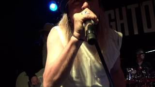 Robin Zander-Getting Better- Brighton Bar-Longbranch, New Jersey