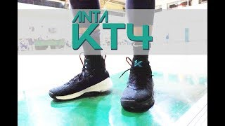 ANTA KT4 PERFORMANCE REVIEW (initial use)