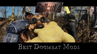 Fallout 4 Mods - Best Dogmeat Mods