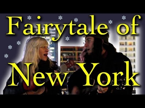 Fairytale Of New York – Gianni And Sarah