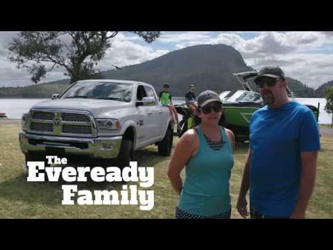 YouTube Video of the Ram Truck Owners Share Their Stories - The Eveready Family Vol.2