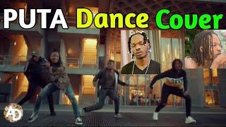 Naira Marley _ PUTA [Dance Cover] #Marlian Dance