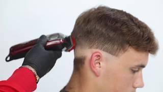 Mens Low Razor Fade Haircut Tutorial Featuring Jason Reyes @iLIKETOCUTHAIR