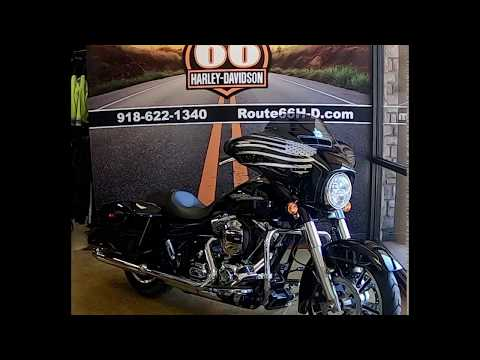 2016 Harley-Davidson® Street Glide® Special