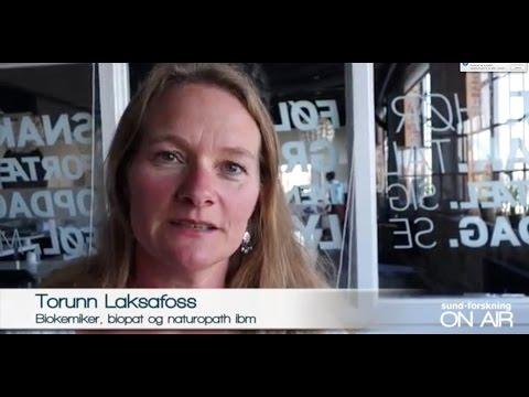 Torunn Laksafoss - Sundt fedt, sunde celler og gode prostaglandiner