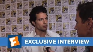Henry Cavill, Immortals - Henry Cavill Comic-Con 2011 Exclusive Interview