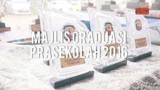 Majlis Graduasi Pra Sekolah 2016 - SK Telok Panglima Garang