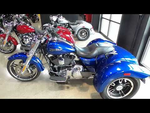 2015 Harley-Davidson Freewheeler FLRT