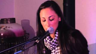 Julia Price LIVE at the Koffeehouse Chateau at Sundance 2013