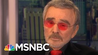 Remembering The Life And Career Of Burt Reynolds | MSNBC