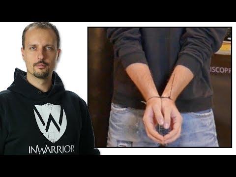 Liberarsi dalle fascette ai polsi (furto e rapimento) - Difesa Personale