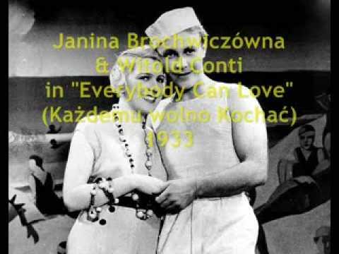 Tango from Warsaw: Adam Aston - Miłość stara jak świat, `1933