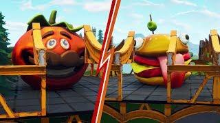 Fortnite Tomato Head Vs Beef Boss Trailer Free Online