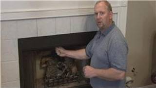 Basic Home Improvements : How to Work a Fireplace Damper