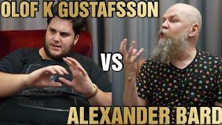OLOF K GUSTAFSSON VS. ALEXANDER BARD (MED EL LOBO)