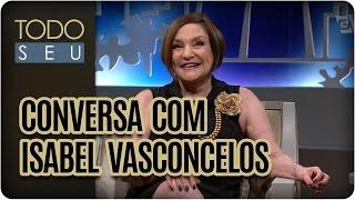 Conversa sobre o Feminismo com Isabel Vasconcellos  - Todo Seu (03/03/17)